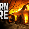 Barn Fire – Controlled Burn