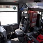 Crew Cab Area