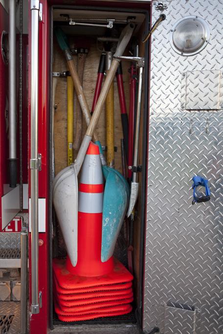 Rescue 706 Richland Center Fire Department