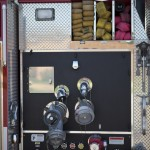 Curb Side Pump Panel