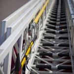 Aerial Ladder Walkway
