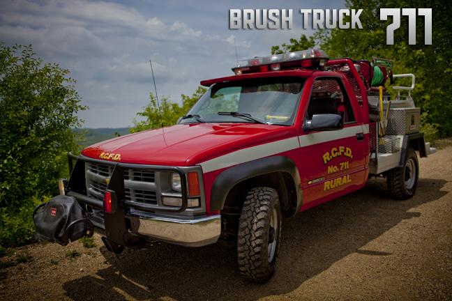 Brush Truck 711