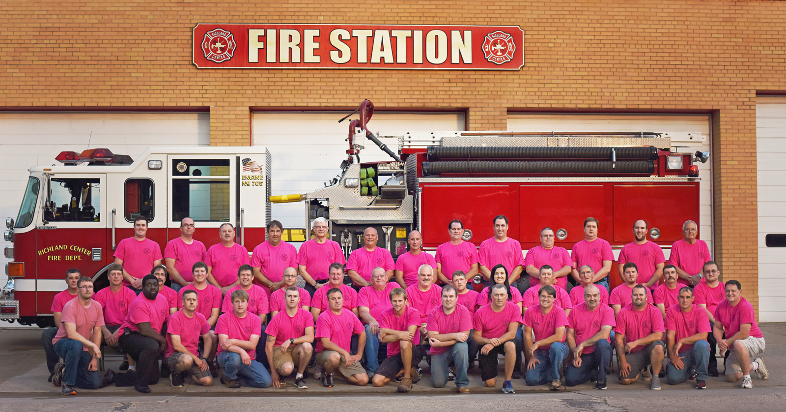 2018 Fire Department Personnel